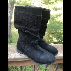 TOMS SLOUCH BOOTS SZ 7